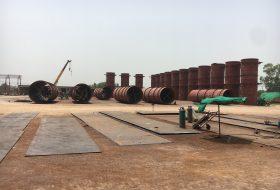 Supply of Falling Film Evaporators for JWD Sugar Mills (Pvt) Limited