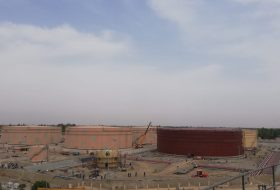 White Oil Pipeline Mogas Terminal Project For PAPCO – Mehmood Kot.