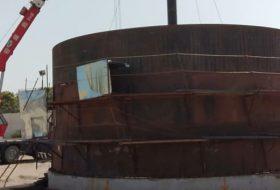 Procurement, Construction, Calibration & Commissioning of Gun Barrel Tanks For Oil & Gas Development Company Limited. (OGDCL).