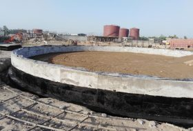 Construction of Bulk Oil Depot (Civil, Mechanical, Electrical & Instrumentation Works) at Mahmood Kot For Be Energy Limited.